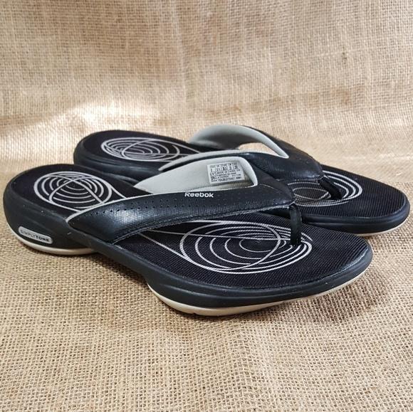 53e4fdf527ce Reebok Simply Tone Flip Flops 8. M 5a8466923afbbdc27633b19a